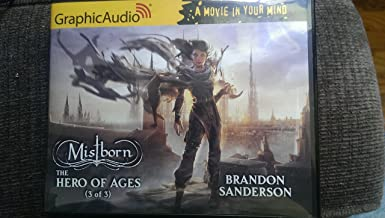 Graphic Audio: Mistborn: The Hero of Ages 3 (3of3)