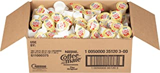 NESTLE COFFEE-MATE Coffee Creamer, Original, liquid creamer singles, 180 Count (Pack of 1)
