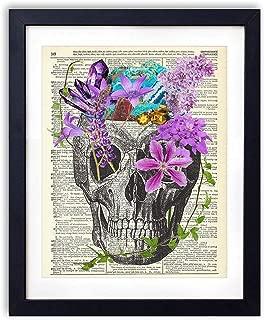 Best real skull art Reviews