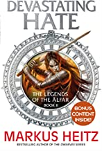Devastating Hate: The Legends of the Alfar Book II (The Legends of the Älfar 2)