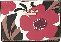 Cameron Street Poppy Field Card Holder