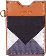 Best elastic wallet keychain Reviews