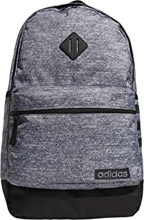 adidas Unisex Classic 3S Backpack, Onix Jersey/Black, ONE SIZE