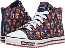 SKECHERS KIDS - Jagged Food Brawl 93792L (Little Kid/Big Kid)