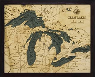 Best wood chart maps Reviews