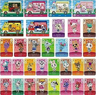 6 schede NFC per Sanrio Amiibo con 26 schede animali