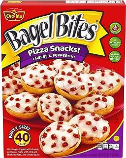 mini bagel bites