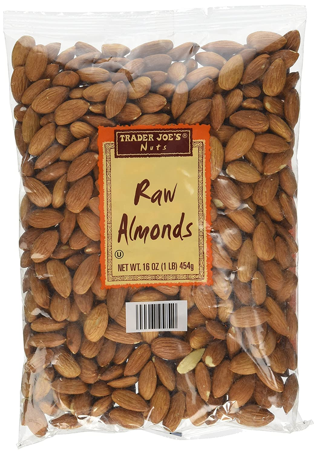 Trader Ranking TOP18 Joe's Fees free Raw Almonds 16 - 2 Oz OF PACK
