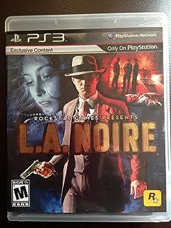 """L.A. Noire w/ Execlusive Content """"The Sharpshooter Detective Suit"""""""
