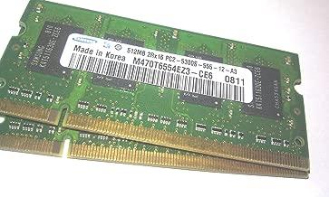 Samsung 1GB 667MHz DDR2 PC2-5300S M470T2953EZ3-CE6