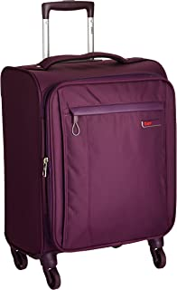 VIP Maximus Polyester 43 Ltrs Purple Carry-On (STMAXW55PPL)