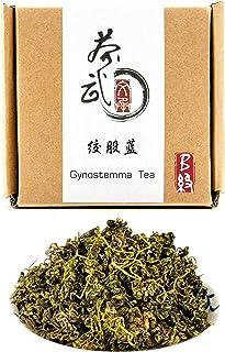 Cha Wu-Gynostemma Tea, 3.5oz/100g,JiaoGuLan Tea,100% Natural Organic Herbal,Health Tea