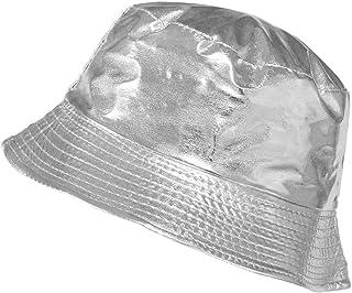 TOUTACOO, Cappello da Pioggia in Vinile Impermeabile