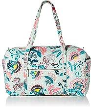 Vera Bradley Women's Signature Cotton Large Duffel Travel Bag