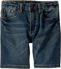 Lucky Brand Kids - Five-Pocket Denim Shorts in Yorba Linda (Little Kids/Big Kids)