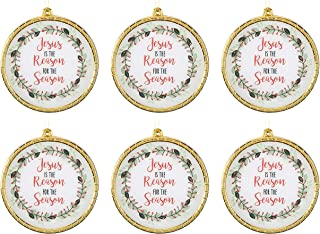 Best jesus is the reason for the season ornament Reviews
