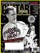 GUITAR WORLD Magazine February 2016 - Eddie Van Halen Cover, Flying Wedge