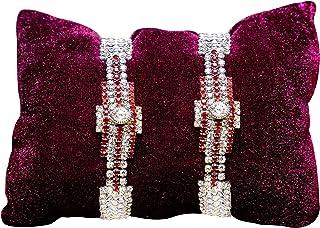 TIED RIBBONS Set of 2 Silver Rakhi Bracelet for Brother - Bracelet Rakhi for Brother with Roli Chawal