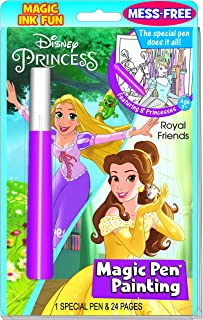 Disney Princess_Royal Friends Magic pen painting book USA