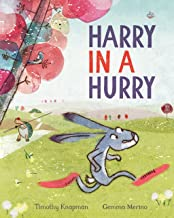 Harry in a Hurry (English Edition)