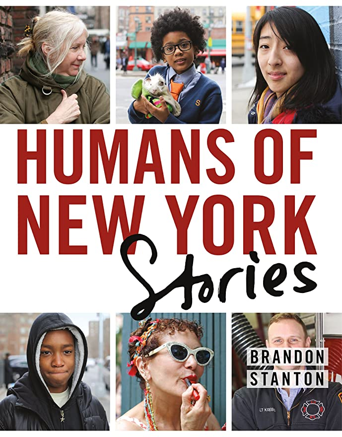回転する熱心な理論Humans of New York: Stories (English Edition)