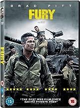 Fury [DVD] [2014]
