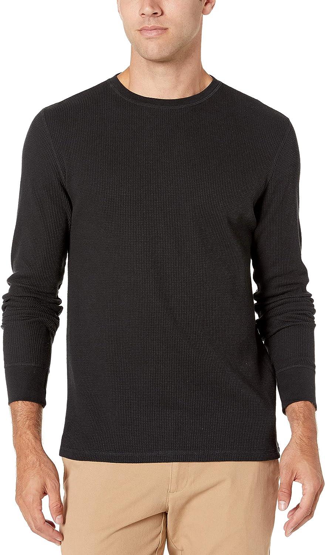 Amazon Essentials 5 ☆ popular Men's Slim-fit Long-Sleeve Shirt 5 popular Waffle