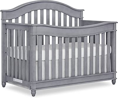 Evolur Hampton/ Parkland 5 in 1 LifeStyle Convertible Crib