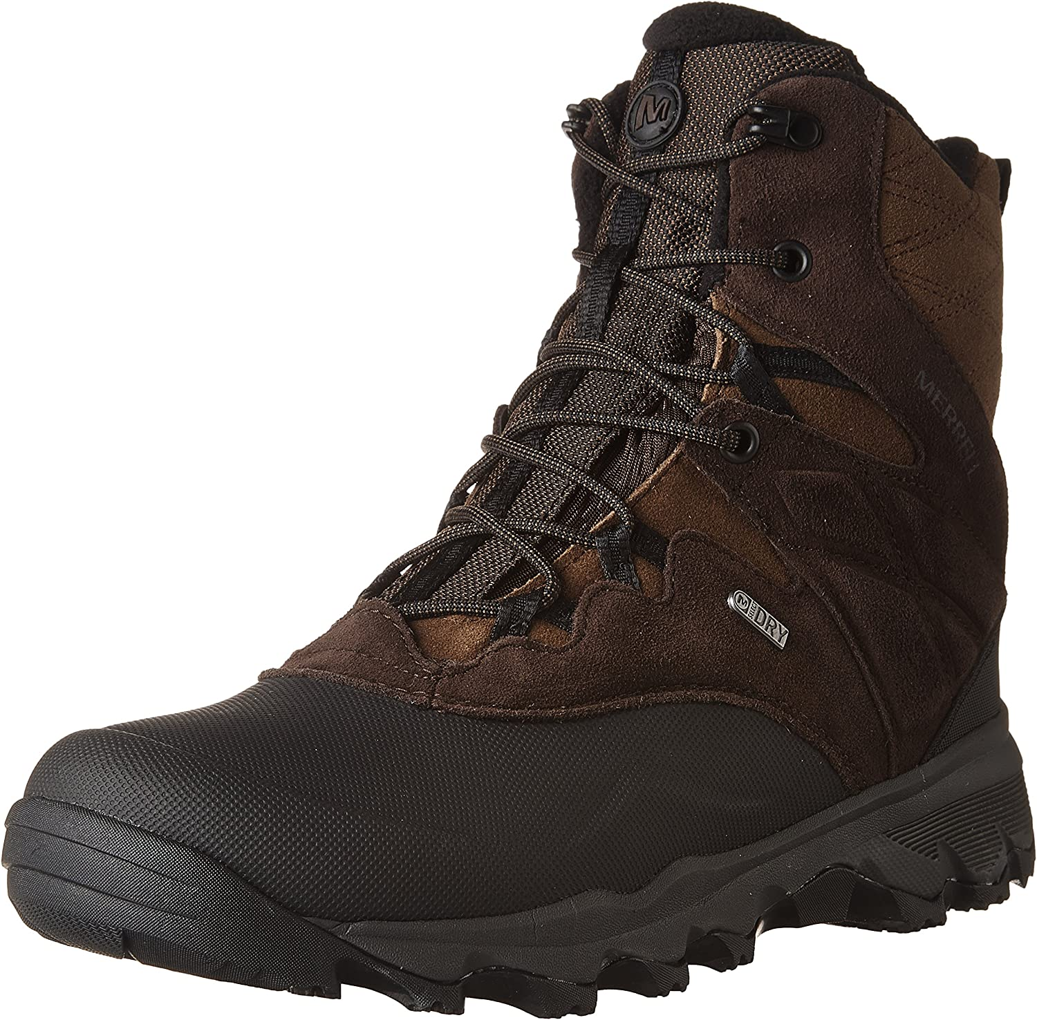 Merrell Thermo Shiver 8 Mens Waterproof Hiking Mid Ankle Boots
