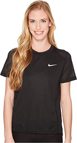 Nike - Dry Miler Short-Sleeve Running Top