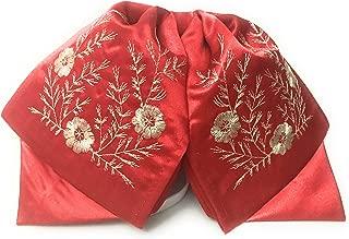 Red Mariachi Bow Tie. Moño Charro Color Rojo