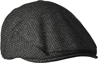 Country Gentleman Mens Ainsley Flat Ivy Cap with Ear Laps