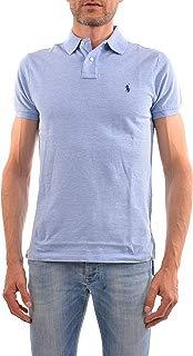 Polo Ralph Lauren Mens Custom Slim Fit Polo Shirt