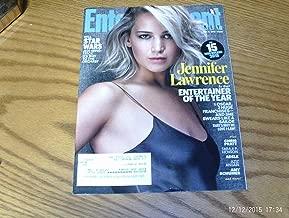 Entertainment Weekly Magazine, December 4, 2015