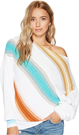 Spectrum Stripe Sweater