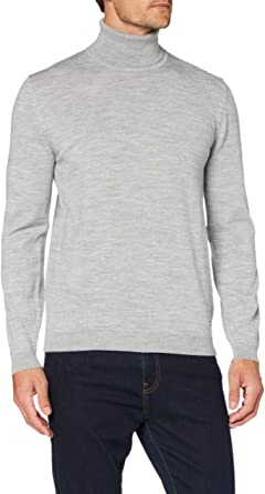 Pierre Cardin Men's Rollkragen Strickpullover Sweater