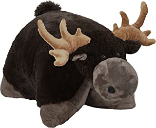 Pillow Pets Wild Moose Stuffed Animal Plush Toy 18 Inches