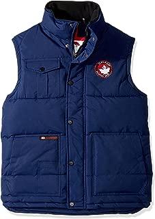 CANADA WEATHER GEAR Men's Puffer Vest