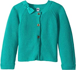 Bow Knit Cardigan (Toddler/Little Kids/Big Kids)