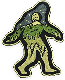 Best bigfoot iron on patch Reviews