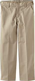Boys Flat Front Pant (Husky Sizes)