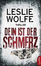 Dein ist der Schmerz: Thriller (Ein Tess Winnett FBI-Thriller 1) (German Edition)