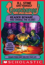 Escape from Camp Run-For-Your-Life (Give Yourself Goosebumps #19)