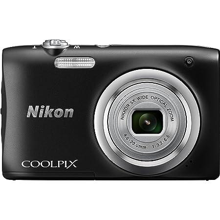 Nikon Coolpix A100 Kamera Schwarz Kamera