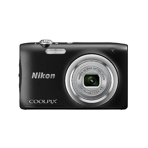 Nikon Coolpix A100 Appareil photo Compact 20 Mpix Noir