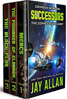 Crimson Worlds Successors: The Complete Trilogy