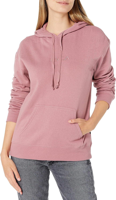 RVCA Women's Little Tonally Hooded Sweatshirt