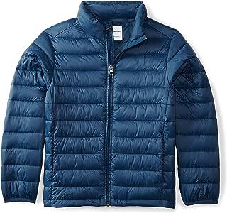 Boy's Lightweight Water-Resistant Packable Puffer Jacket