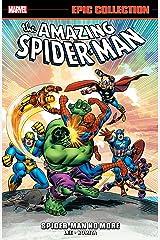 Amazing Spider-Man Epic Collection: Spider-Man No More (Amazing Spider-Man (1963-1998)) Kindle Edition