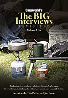 Carpworld's - The Big Interviews Revisited (Volume Book 1)